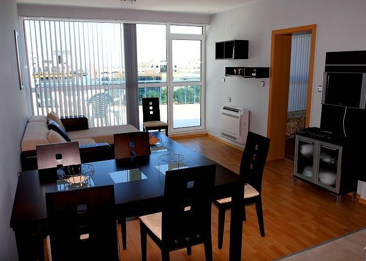 Bulgária, Pomorie: Marina Holiday Club Apartmanház, all inclusive