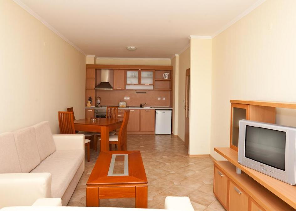 Central Plaza Apartmanház 4*