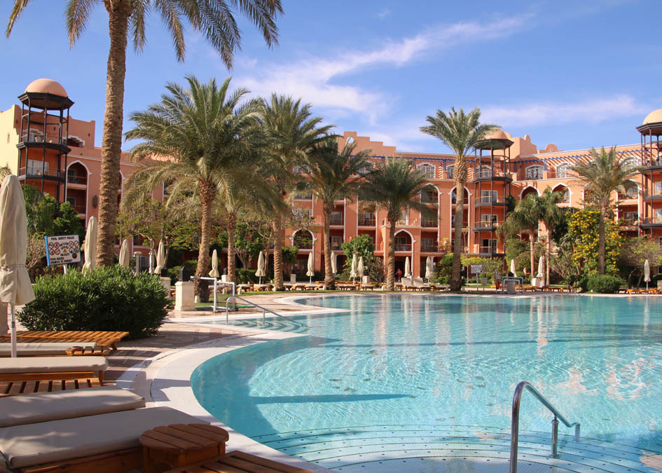 Egyiptom, Hurghada: Red Sea Grand Resort 5*, non-stop all inclusive