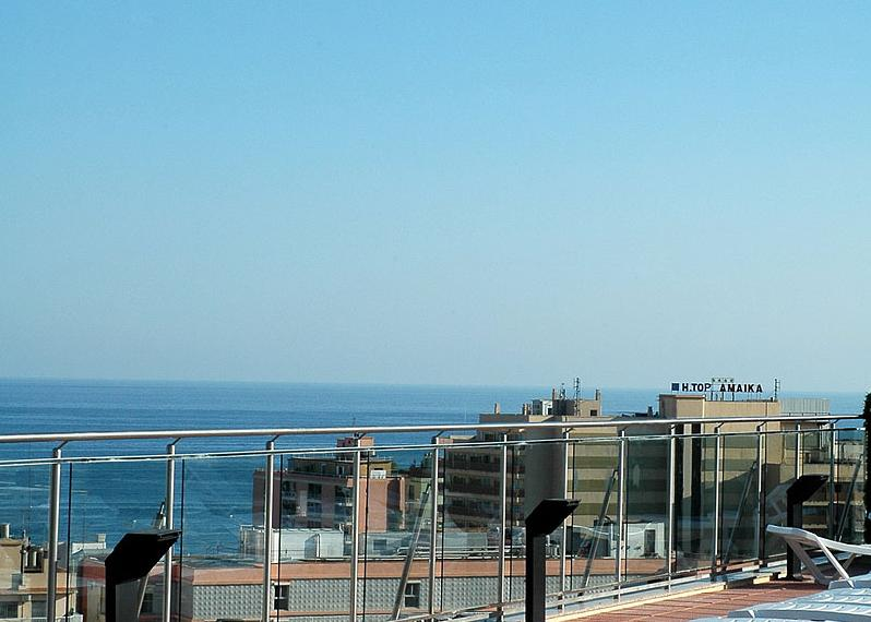 Costa Brava, Calella: Hotel Top Calella Palace 4*, all inclusive