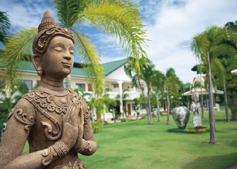Thai Garden Resort Hotel 4*