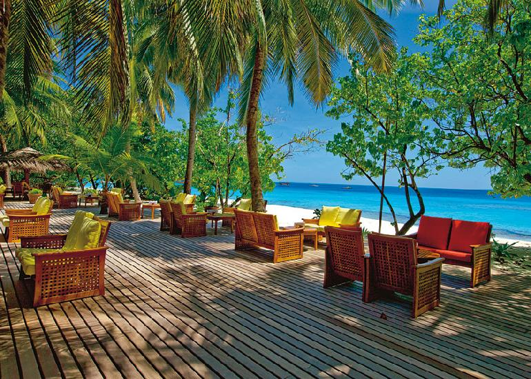 Reethi Beach Resort 4*+