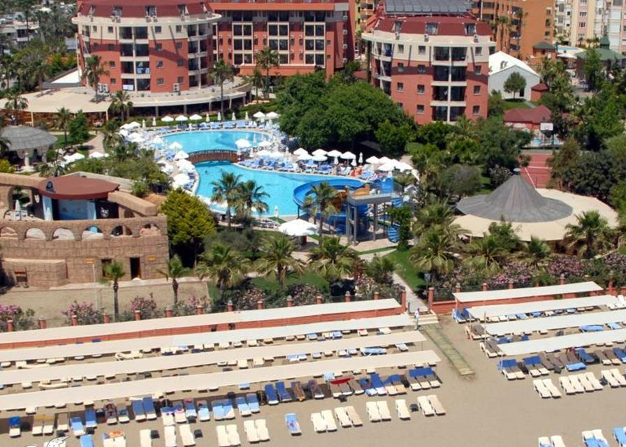 Hotel Mirage Of Nessebar 4*