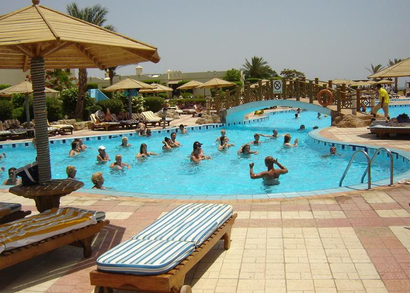 Egyiptom, Marsa`alam: Three Corners Sea Beach 4*, all inclusive