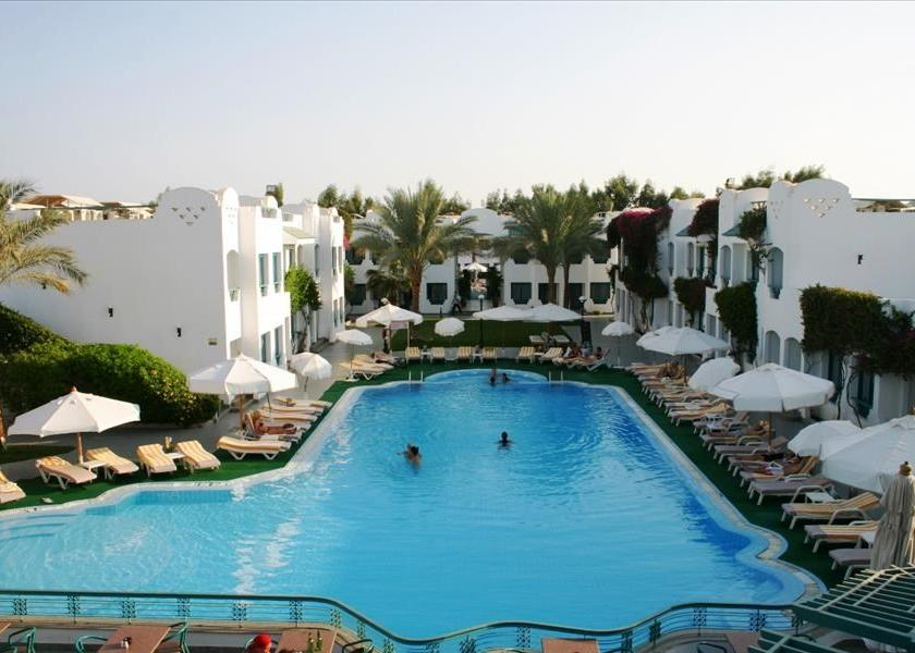 Egyiptom, Sharm el Sheikh: Falcon Hills 3*, all inclusive