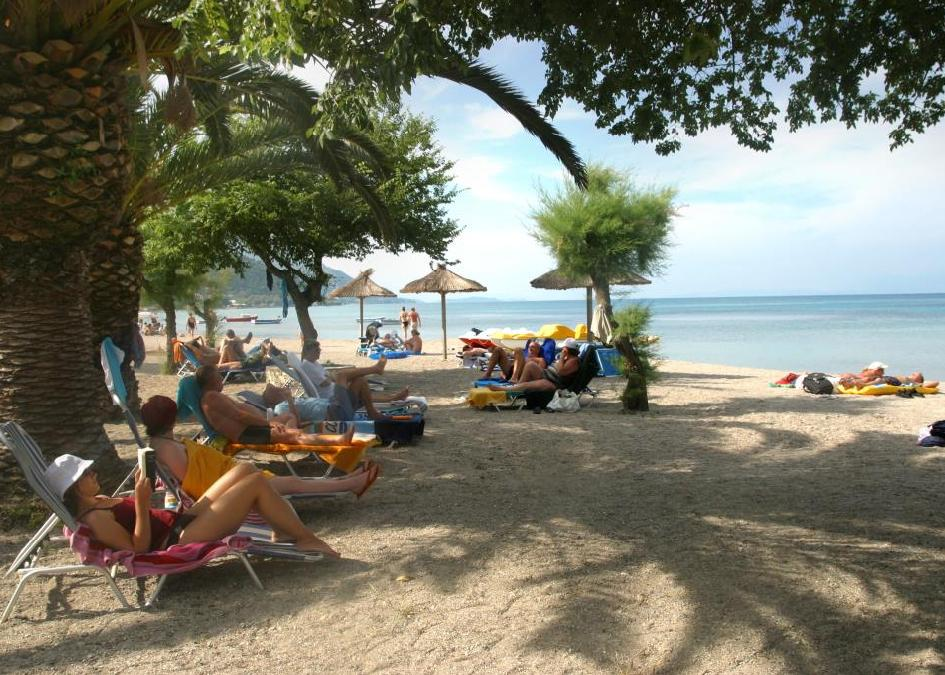 Messonghi Beach Hotel 3*