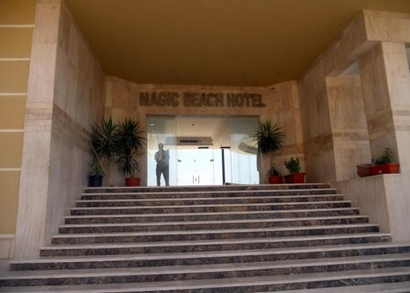 Magic Beach Hotel 4*