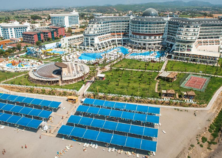 Sea Planet Resort & Spa Hotel 5*