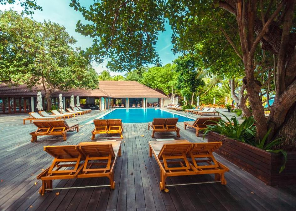 Lily Beach Resort & Spa 4*