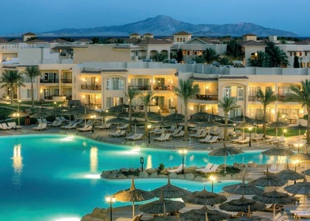 Egyiptom, Sharm el Sheikh: Hotel Royal Albatros Moderna 5*, all inclusive