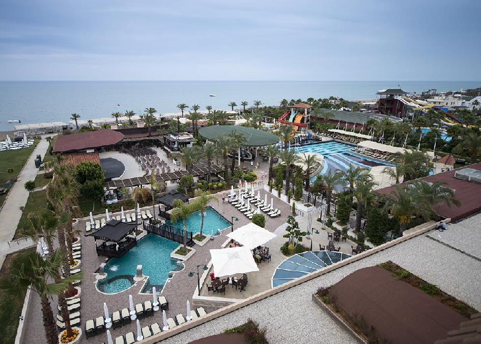 Crystal Hotels Family Resort & Spa 5*
