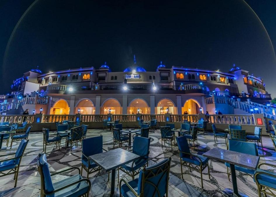 Egyiptom, Hurghada: Sunrise Mamlouk Palace 5*, all inclusive