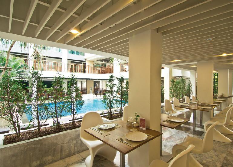 Sunshine Hotel & Residences 3*