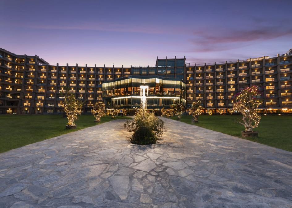 Noah`s Ark Deluxe Resort & Casino 5*