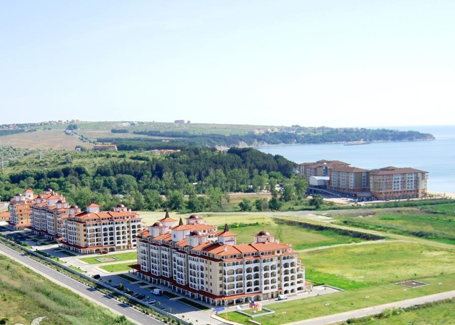 Bulgária, Obzor: Hotel Sunrise All Suite Resort 2*, all inclusive