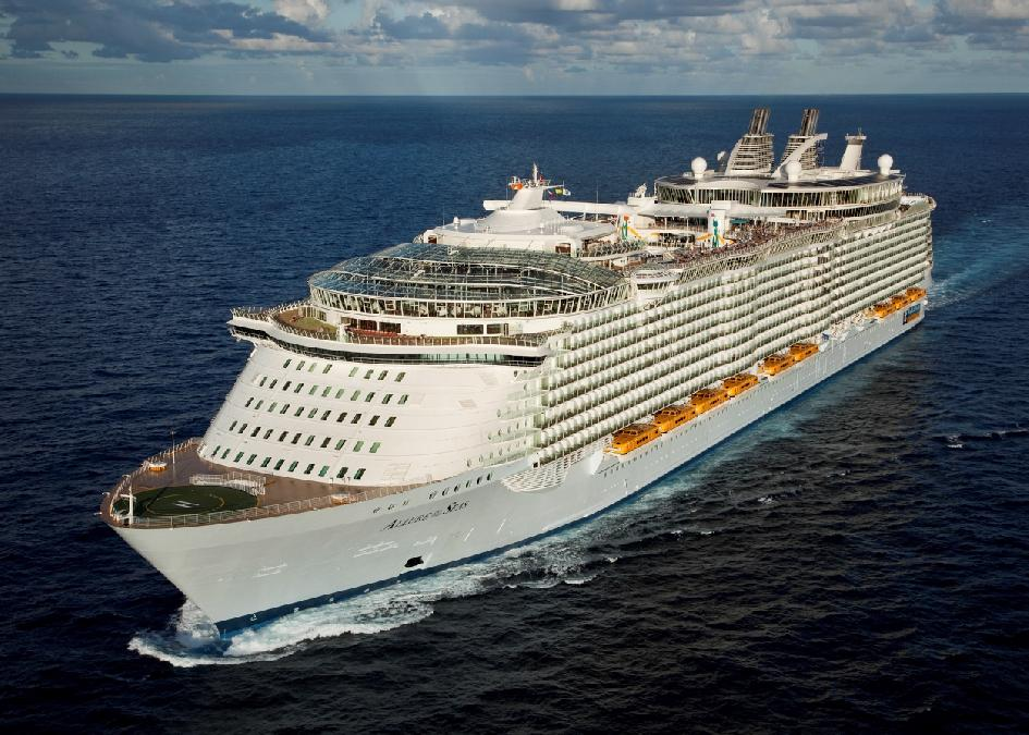 Allure Of The Seas *