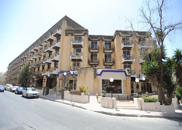 The Bugibba Hotel 3*