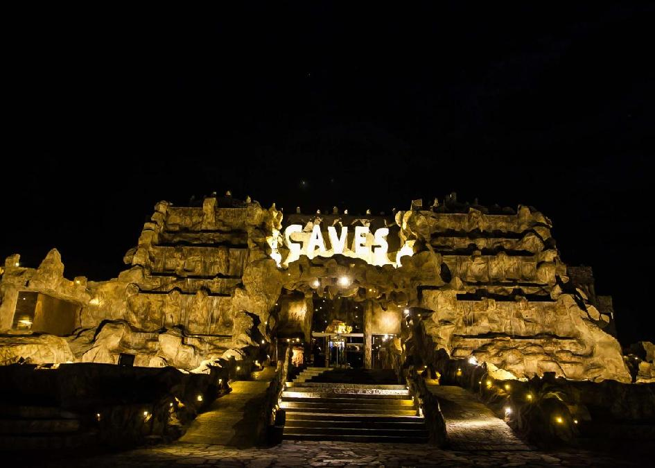 Egyiptom, Hurghada: Caves Beach Resort 4*, all inclusive