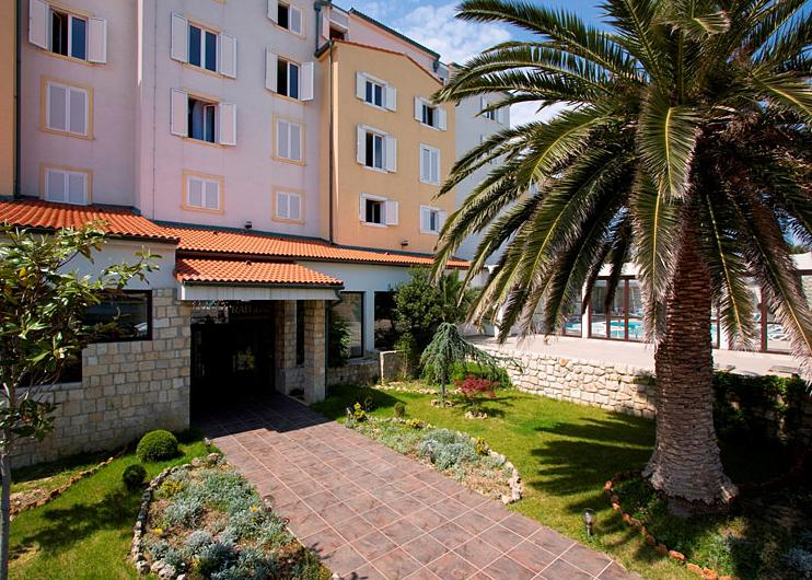 Hotel International - Rab Város 3*