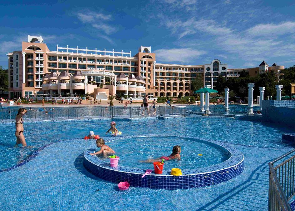 Bulgária, Duni: Hotel Marina Beach 5*, all inclusive