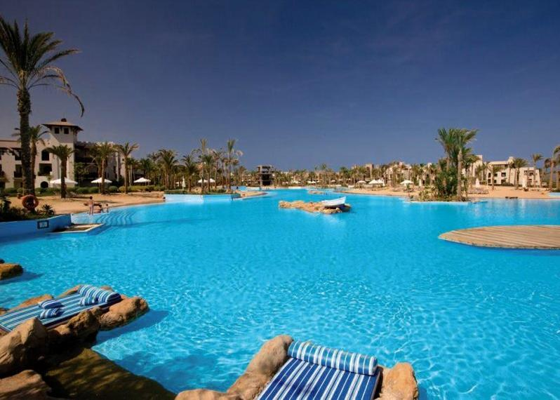 Egyiptom, Marsa`alam: Siva Port Ghalib 4*+, all inclusive