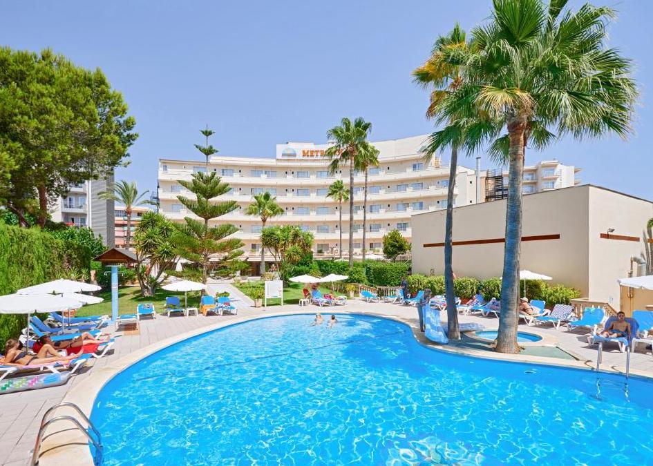 Metropolitan Hotel Playa De Palma