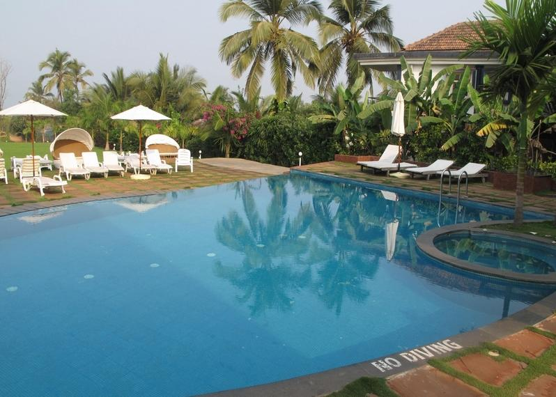 India Körút Goa Tengerparti üdülés Az O Resort And Spa Hotel-ben 3*
