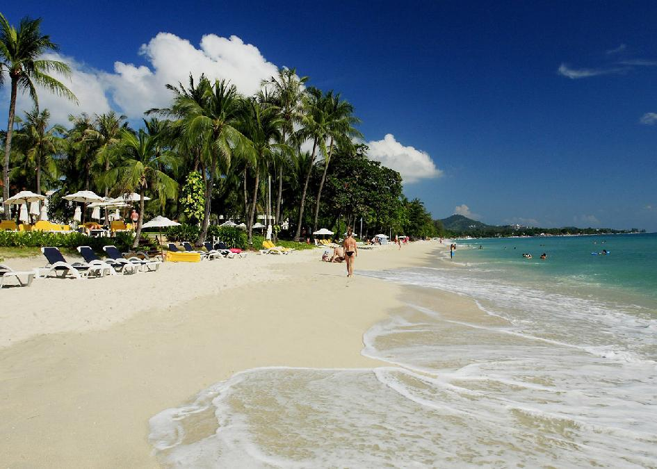 Centara Grand Beach Resort Koh Samui 5*