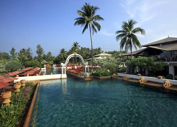 Jw Mariott Phuket Resort & Spa 5*
