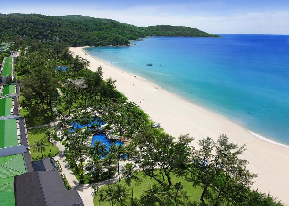 Katathani Phuket Beach Resort 4*