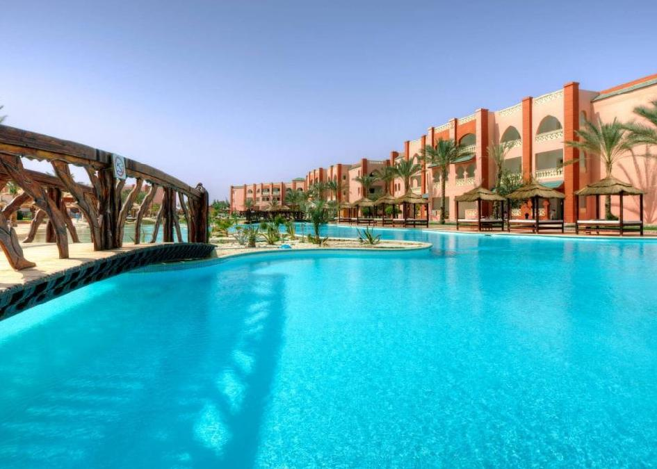 Egyiptom, Hurghada: Pickalbatros Aqua Vista 4*, all inclusive
