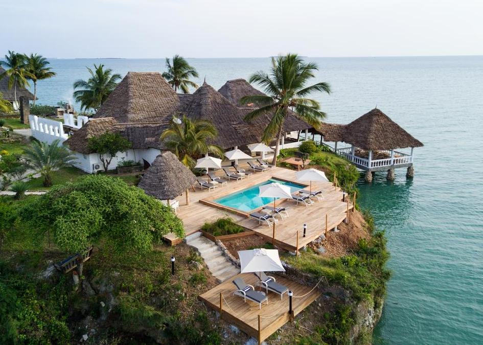 Hakuna Matata Beach Lodge & Spa 4*