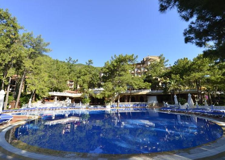 Törökország, Marmaris: Grand Yazici Club Marmaris Palace 5*, all inclusive