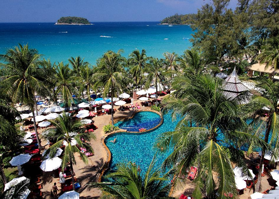 Kata Beach Resort and Spa 4*