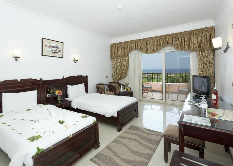 Egyiptom, Marsa`alam: Three Corners Happy Life 4*, all inclusive