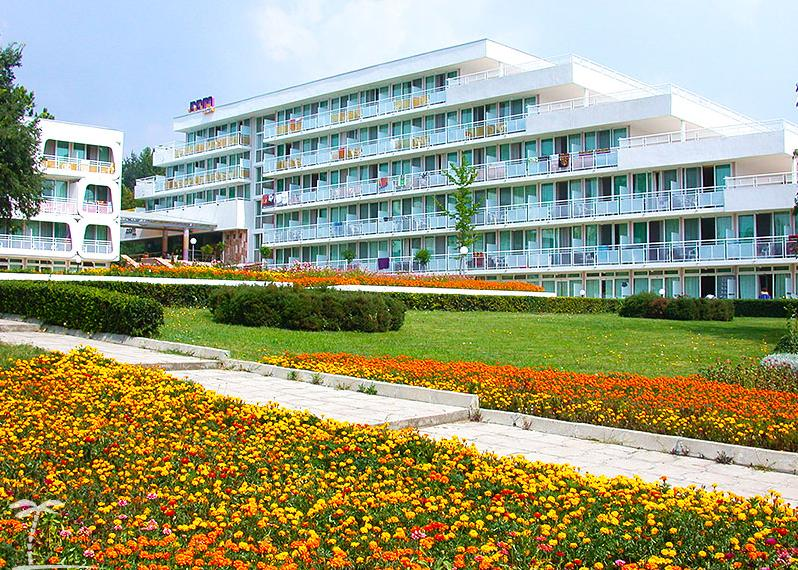 Bulgária, Albena: Hotel Com 3*, all inclusive