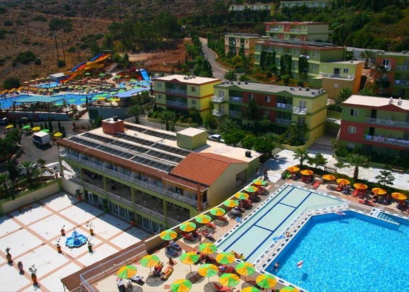 Kréta, Hersonissos: Aqua Sun Village 4*, all inclusive
