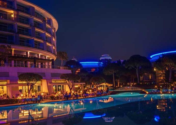 Törökország, Belek: Calista Luxury Resort 5*, ultra all inclusive