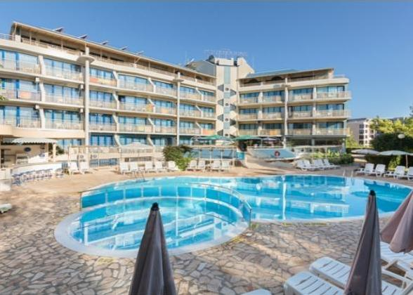 Bulgária, Burgas: Hotel Aquamarine 4*, all inclusive