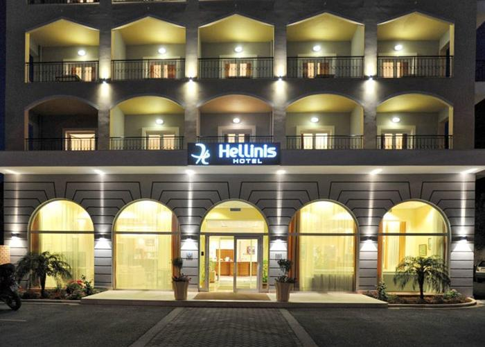 Cnic Hellinis Hotel 3*