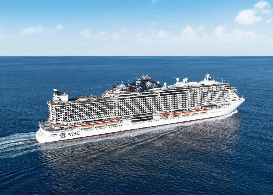 Msc Seaside *