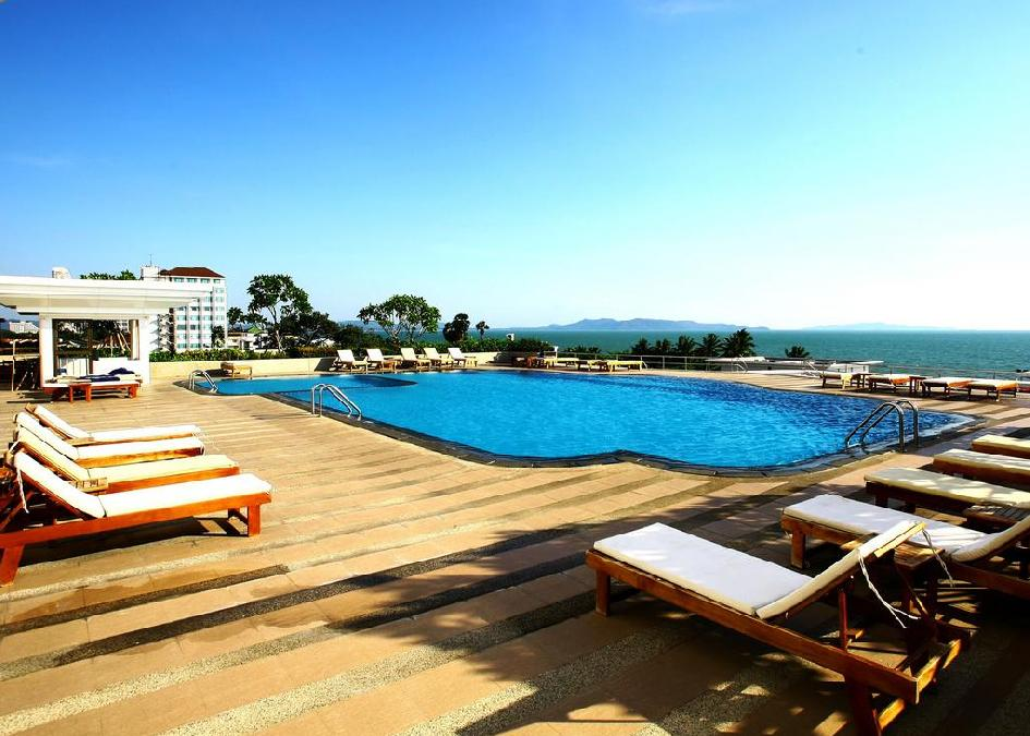 D Varee Jomtien Beach 4*