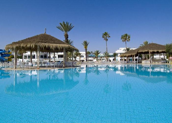 Tunézia, Sousse: Thalassa Sousse Resort & Aquapark 3*, all inclusive