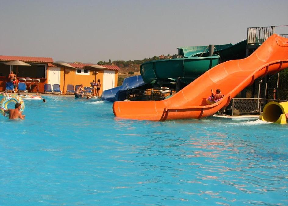 Hotel Ionian Sea &villas - Aquapark 4*