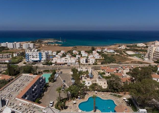 Ciprus, Protaras: Narcissos Waterpark Resort 4*, all inclusive