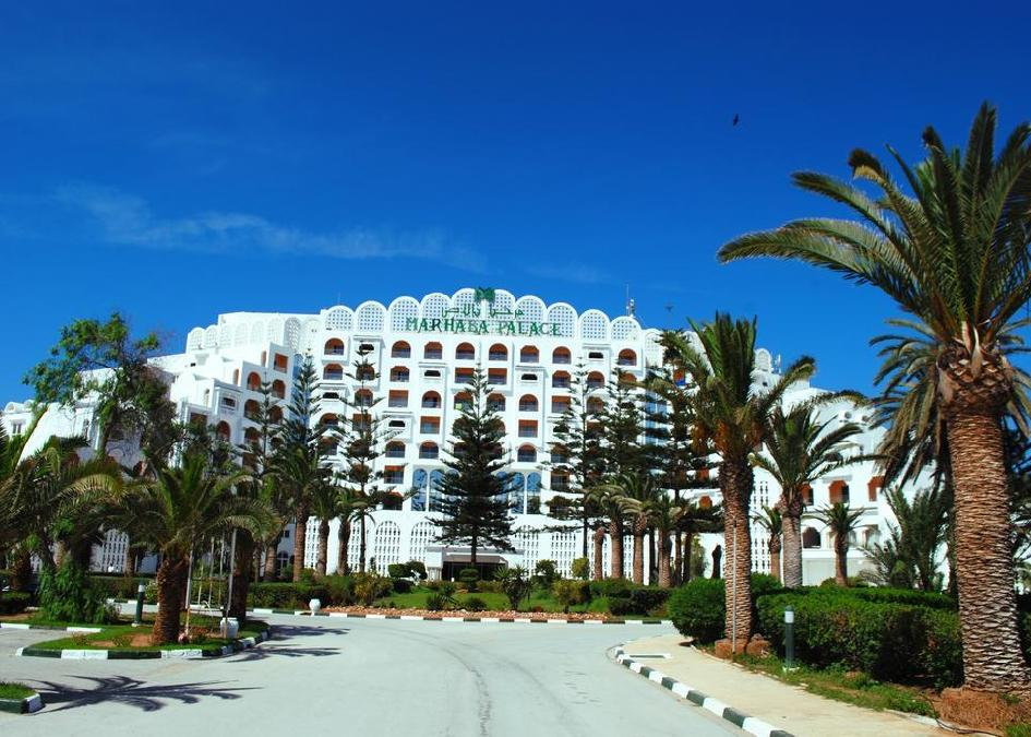 Tunézia, Port el Kantaoui: Marhaba Palace 5*, all inclusive