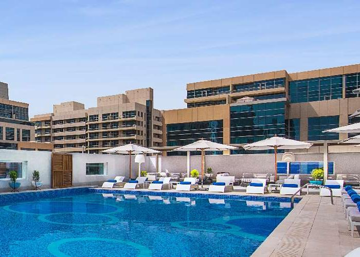 Doubletree By Hilton Business Bay **** Dubai 4*