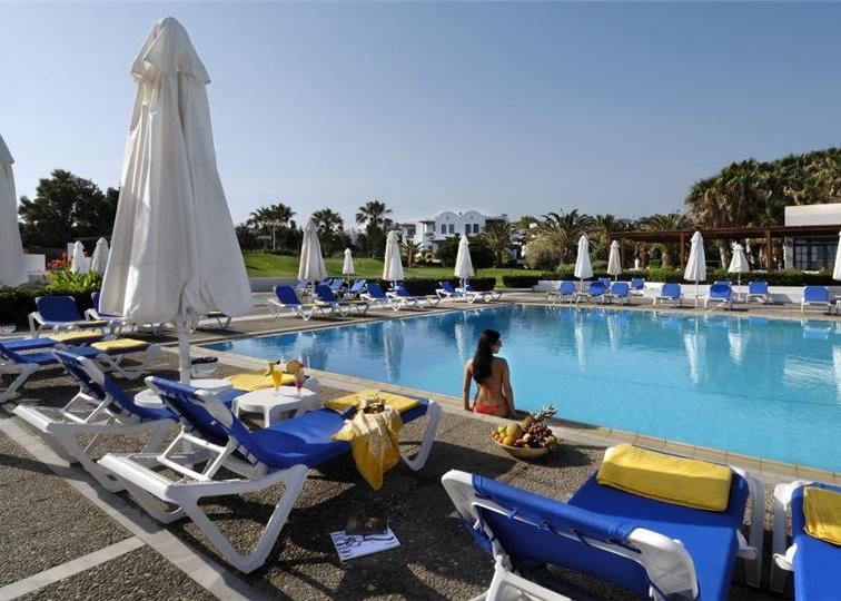Kréta, Anissaras: Annabelle Beach Resort 5*, all inclusive