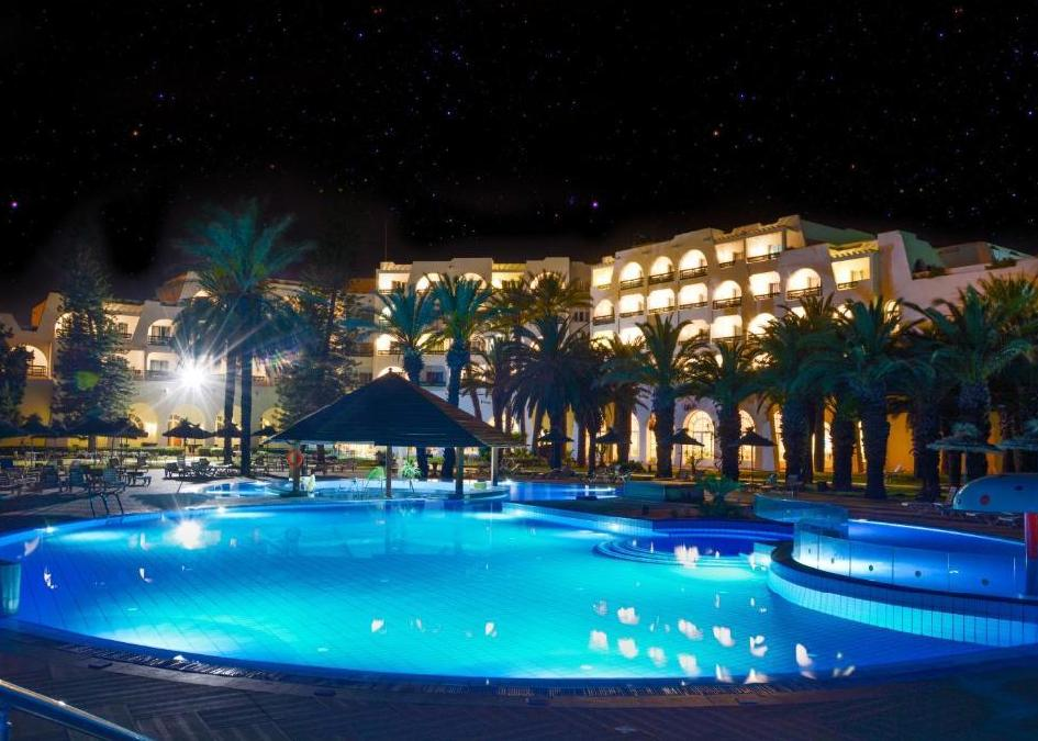 Tunézia, Sousse: Marhaba Beach Hotel 4*, all inclusive