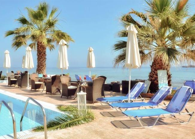 Zakynthos, Kipseli: Belussi Beach Hotel 4*, all inclusive
